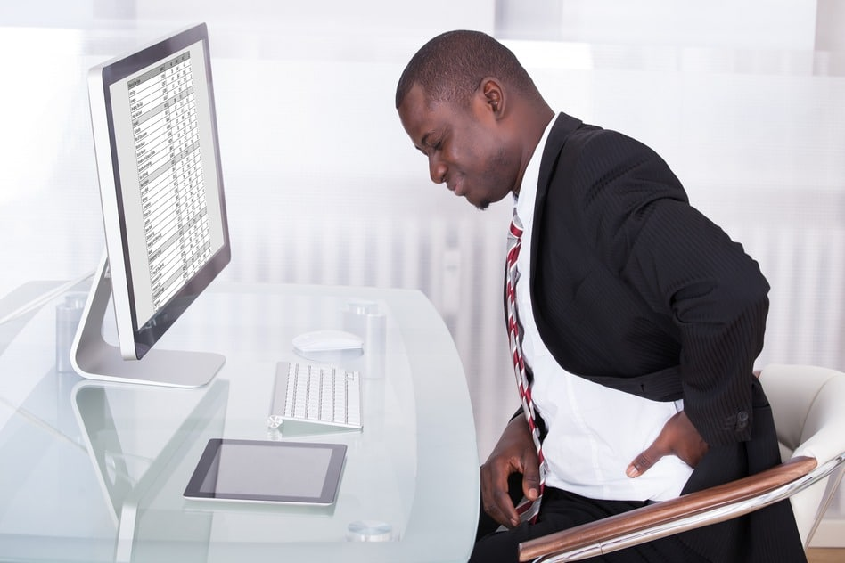 Is Your Desk Job Damaging Your Back?